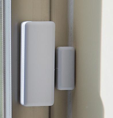 door and window sensors