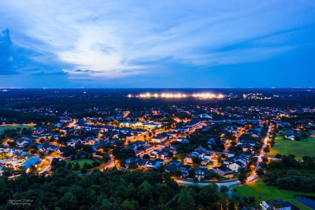 Safest cities in Florida - Fish Hawk, Florida