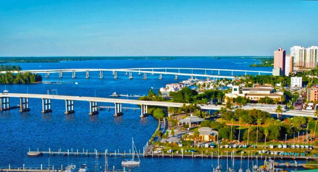Safest cities in Florida - Fort Myers, Florida