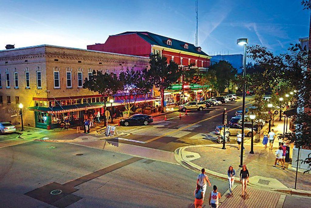 Safest cities in Florida - Gainesville, Florida