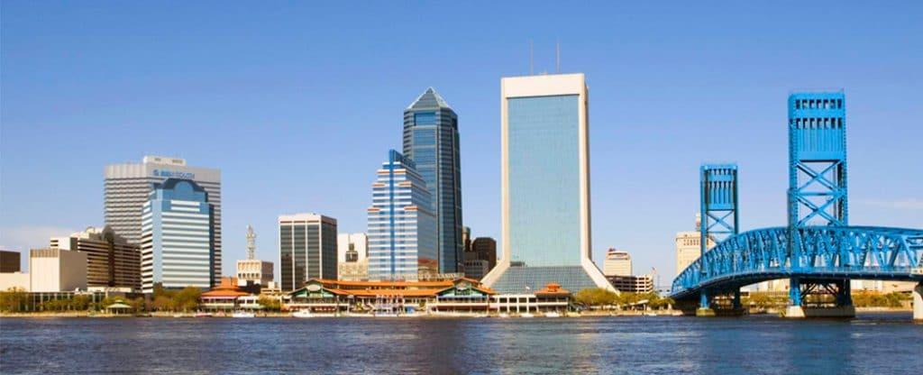 Safest cities in Florida - Jacksonville, Florida