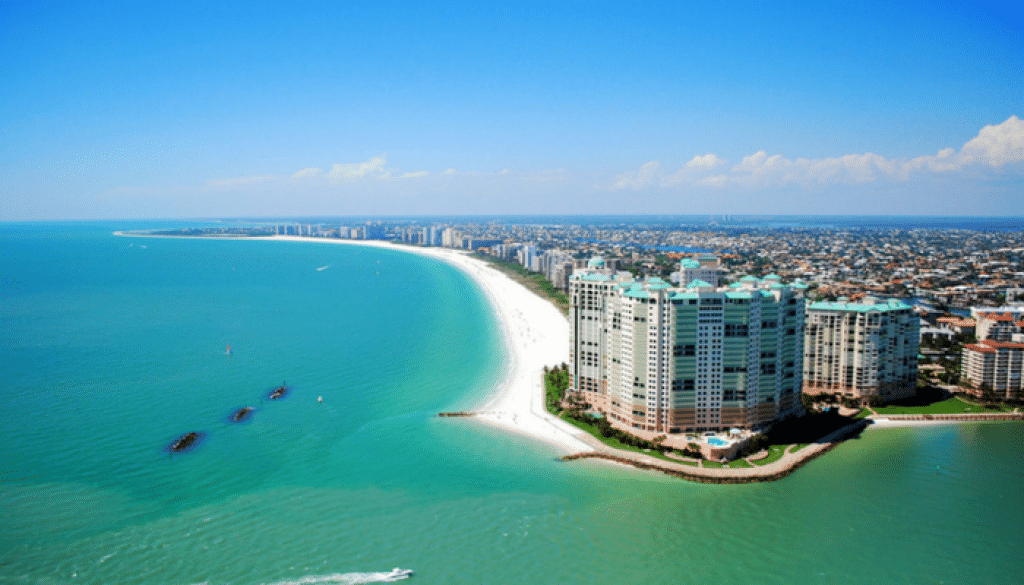 Safest cities in Florida - Marco Island, Florida
