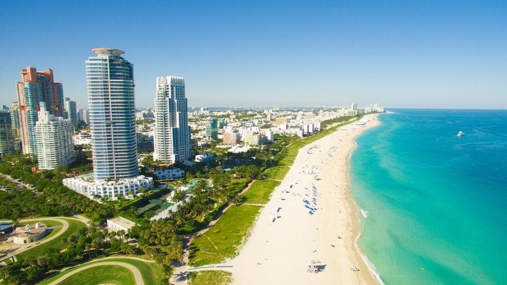 Safest cities in Florida - Miami, Florida