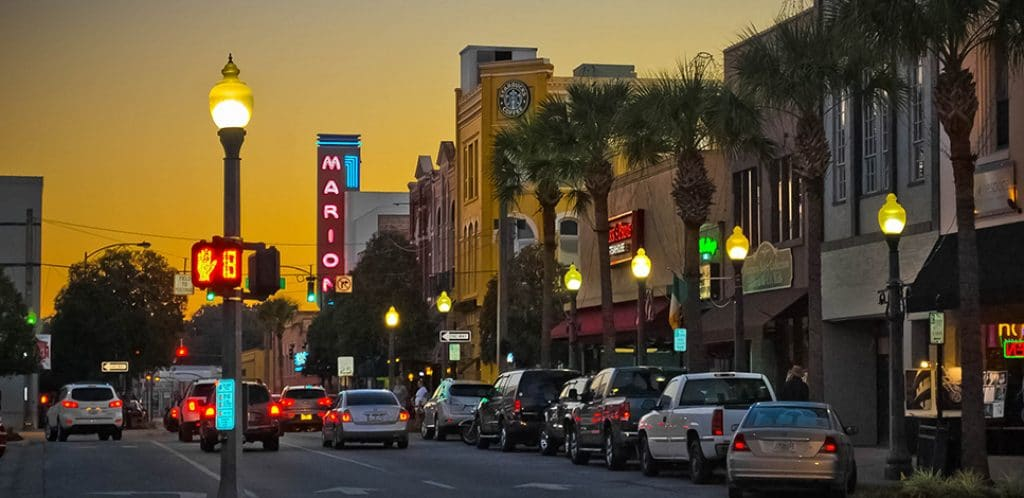 Safest cities in Florida - Ocala, Florida