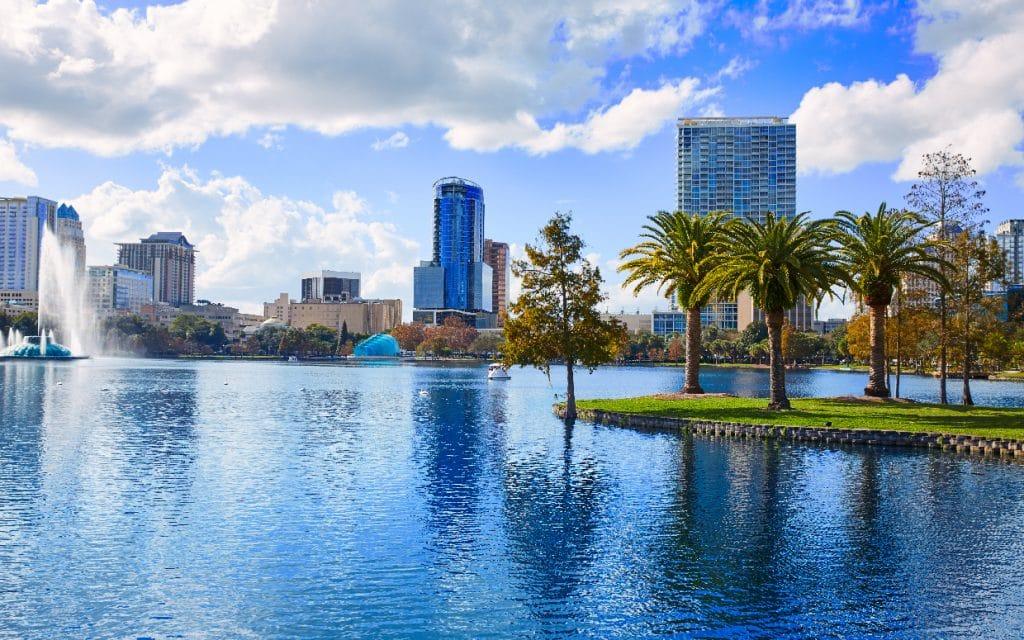 Safest cities in Florida- Orlando, Florida