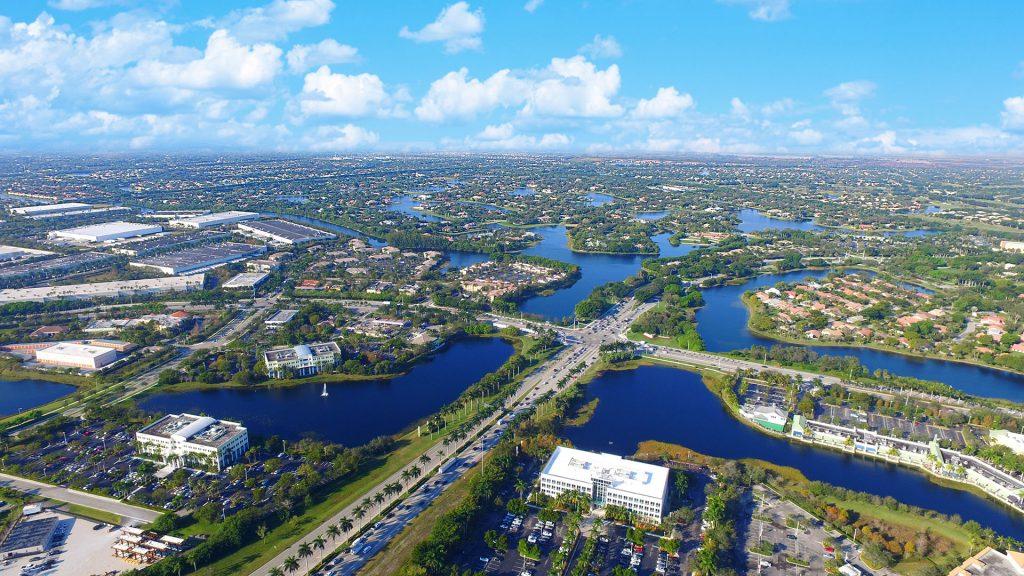 Safest cities in Florida - Weston, Florida