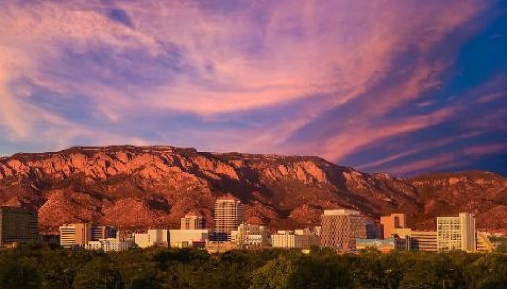 Safest Cities in America - Albuquerque, New Mexico