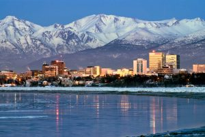 Safest Cities in America - Anchorage, Alaska