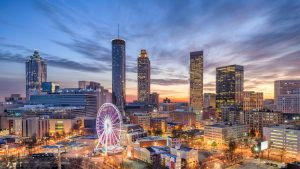 Safest Cities in America - Atlanta, Georgia