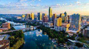 Safest Cities in America - Austin, Texas