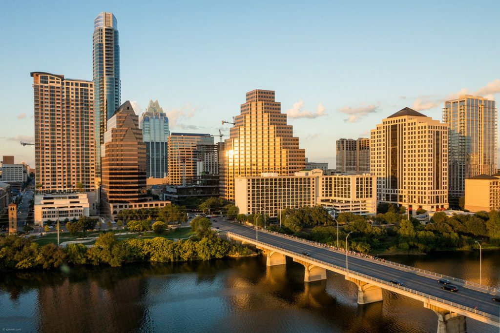 Austin, Texas - Safest cities in Texas