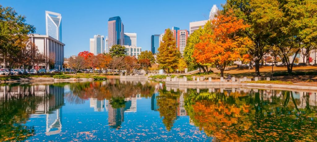 Charlotte, North Carolina - Safest cities in North Carolina