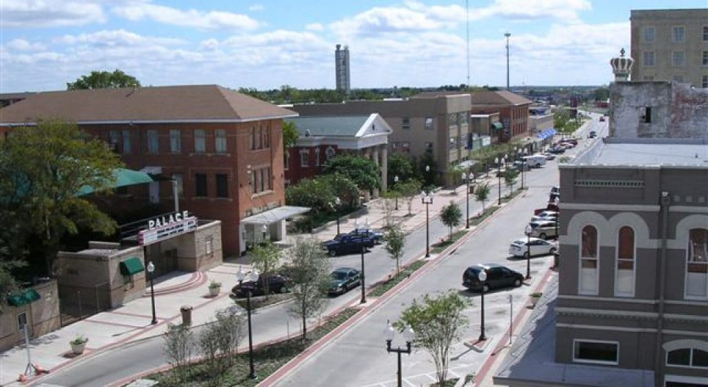College Station, Texas - Safest cities in Texas
