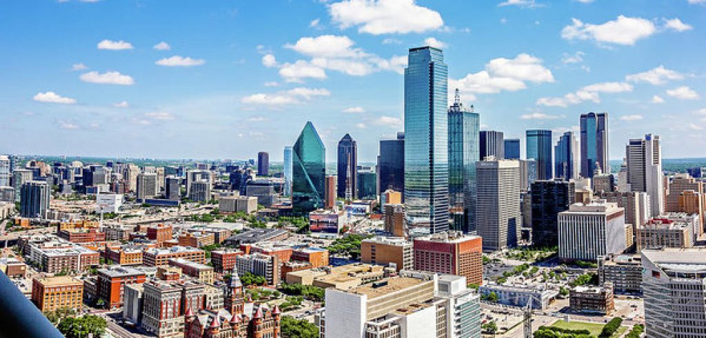 Dallas, Texas - Safest cities in Texas