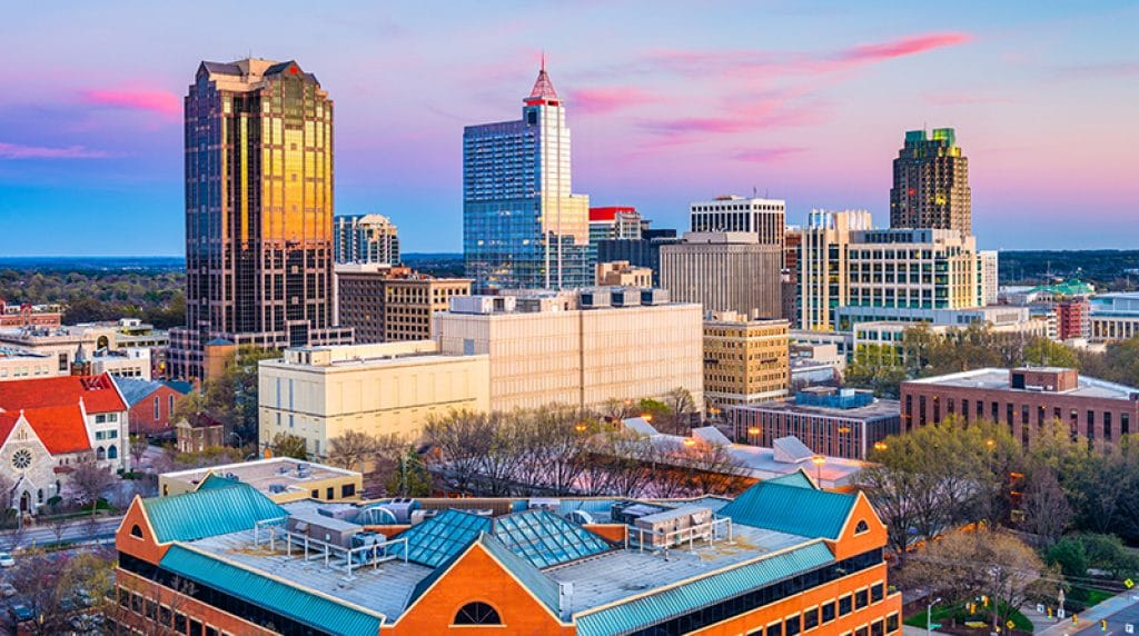Durham, North Carolina - Safest cities in North Carolina