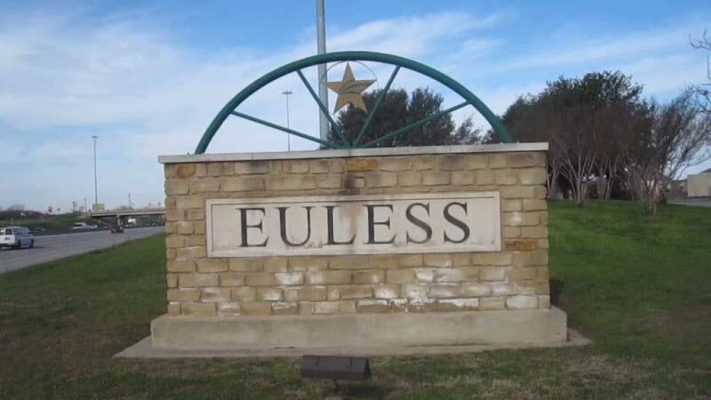 Euless, Texas - Safest cities in Texas