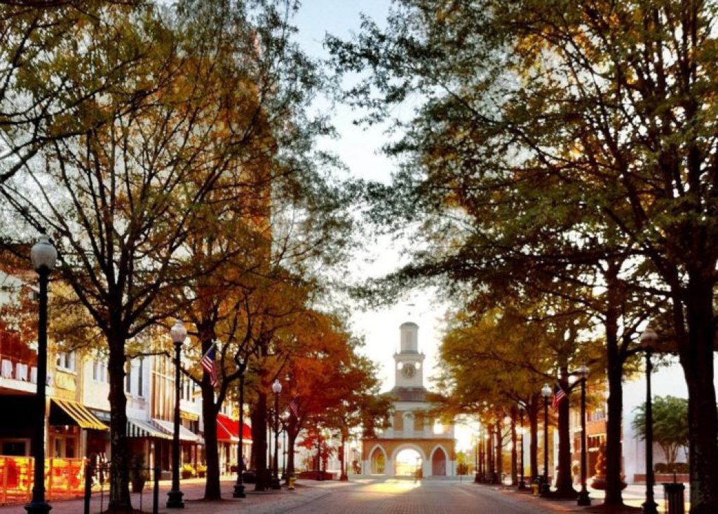 Fayetteville, North Carolina - Safest cities in North Carolina