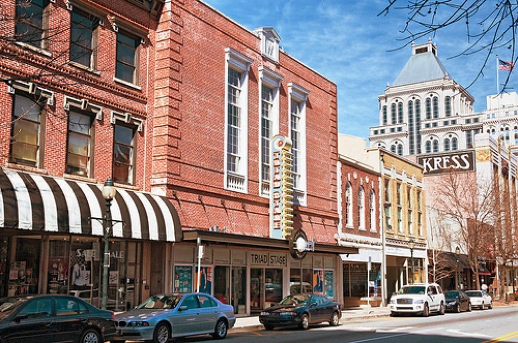 Greensboro, North Carolina - Safest cities in North Carolina