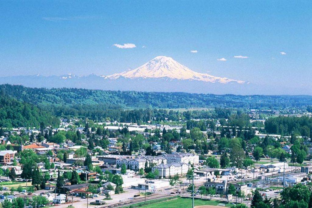 Kent, Washington - Safest cities in Washington