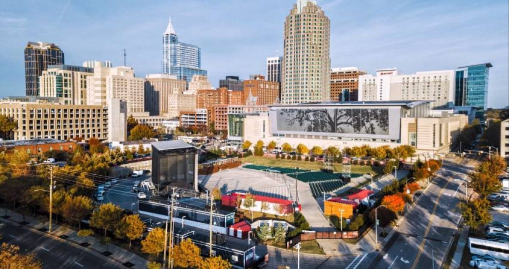Raleigh, North Carolina - Safest cities in North Carolina