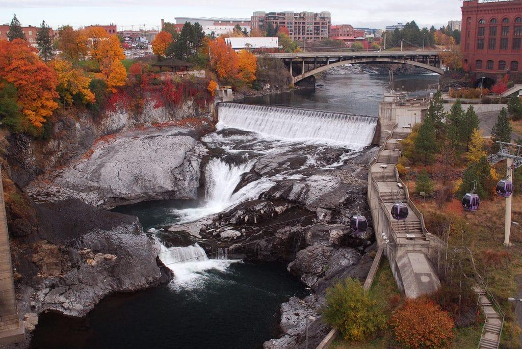 Spokane, Washington - Safest cities in Washington