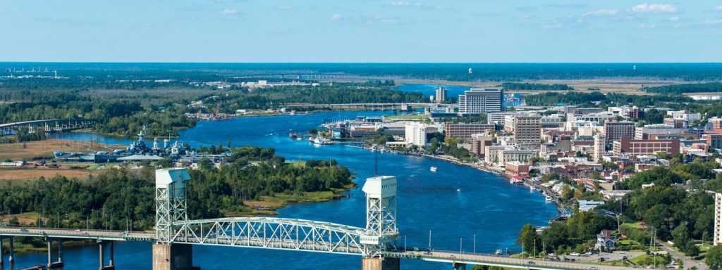 Wilmington, North Carolina - Safest cities in North Carolina