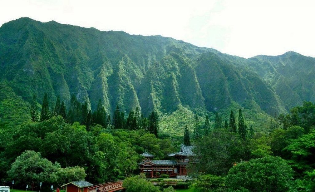 Ahuimanu, Hawaii - safest cities in hawaii
