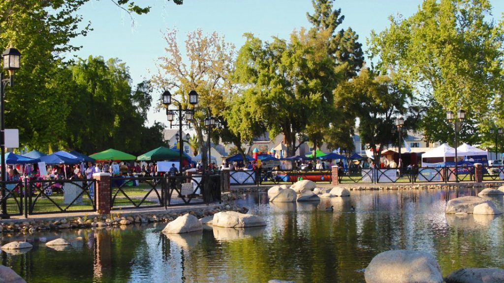 Bakersfield, California - safest cities in california
