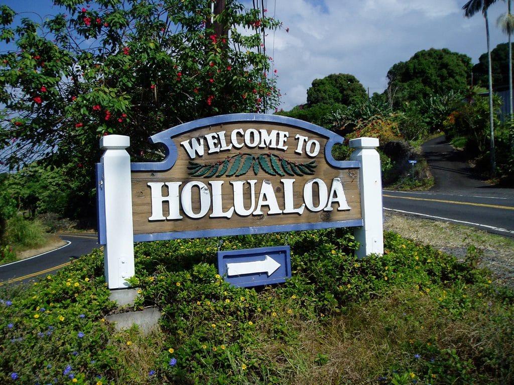 Holualoa, hawaii - safest cities in hawaii