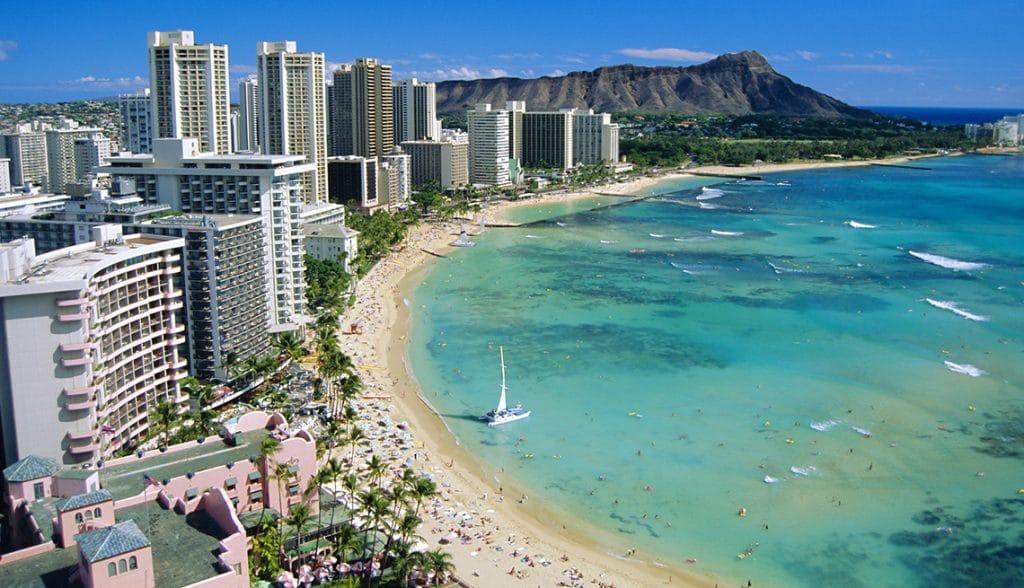 Honolulu, hawaii - safest cities in hawaii