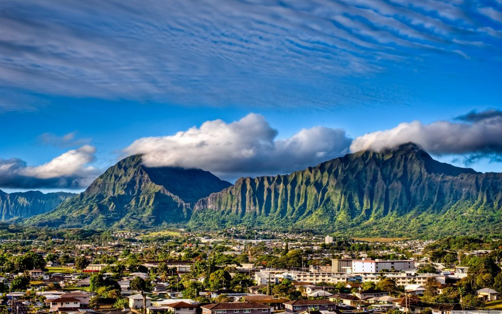 Kaneohe, hawaii - safest cities in hawaii