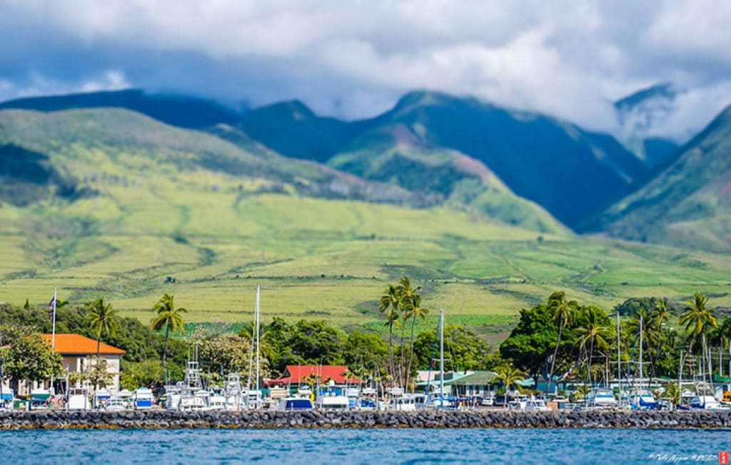Lahaina, hawaii - safest cities in hawaii