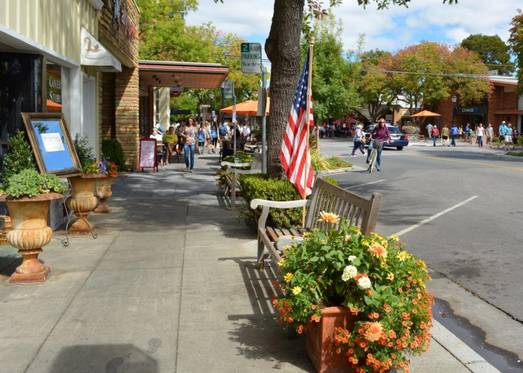 Los Altos, California - safest cities in california