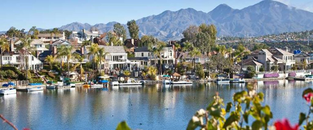 Mission Viejo, California - safest cities in california