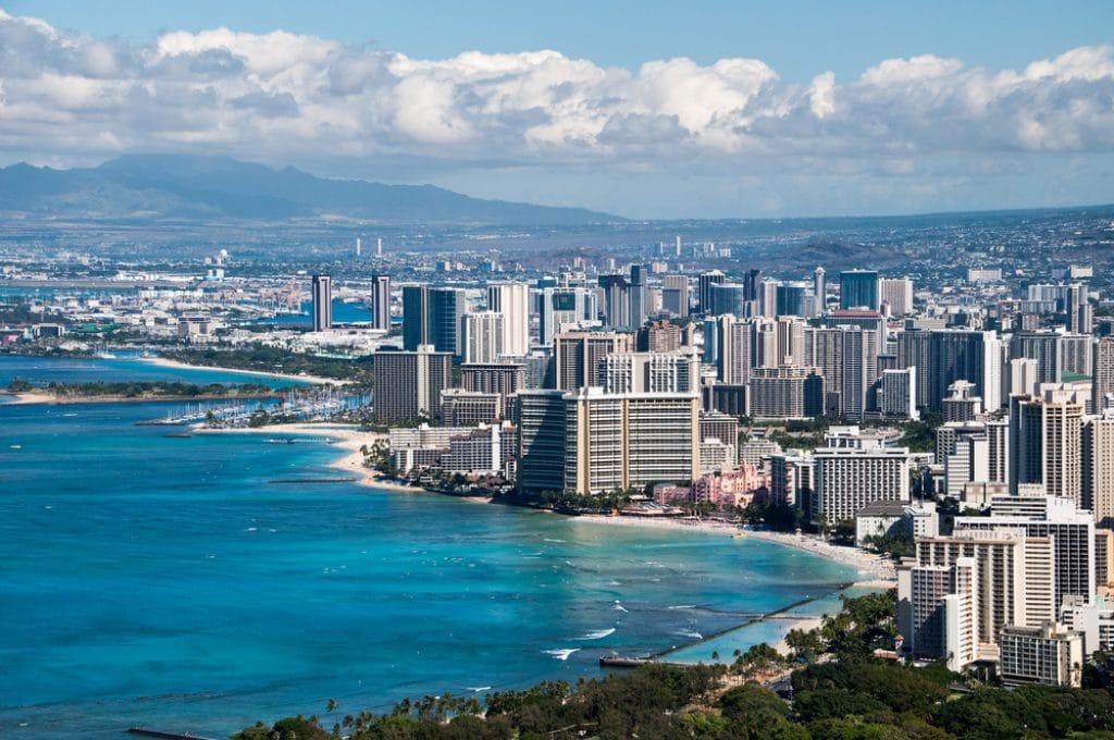 Pearl City, hawaii - safest cities in hawaii