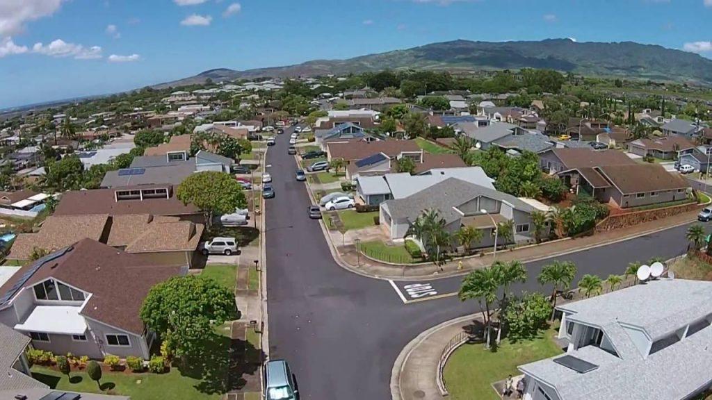 Royal Kunia, hawaii - safest cities in hawaii