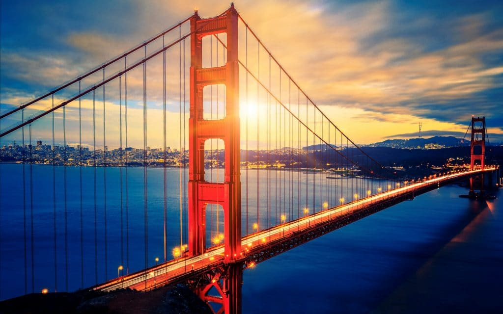 San Francisco, California - safest cities in california