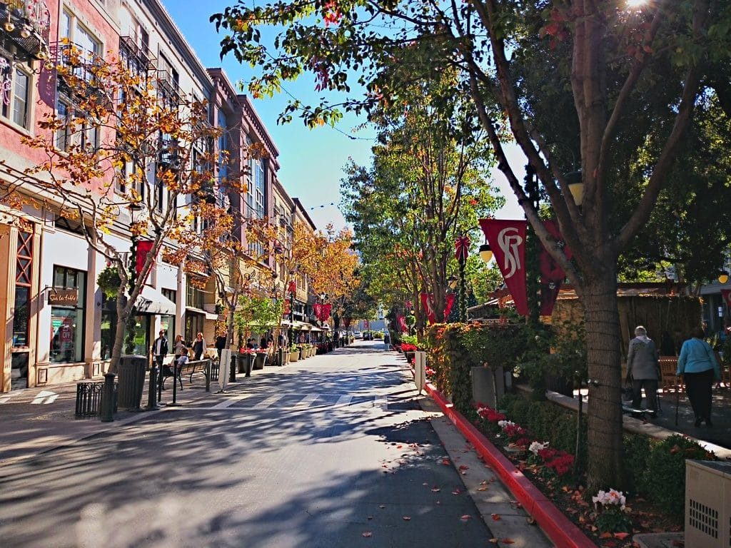San Ramon, California - safest cities in california