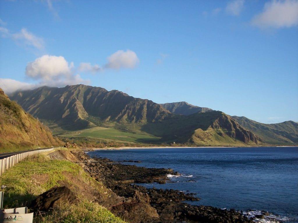 Waianae, hawaii - safest cities in hawaii