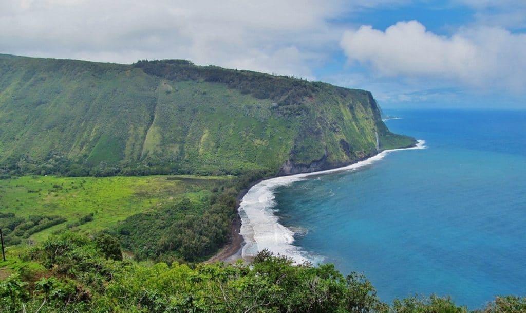 Waipio, hawaii - safest cities in hawaii