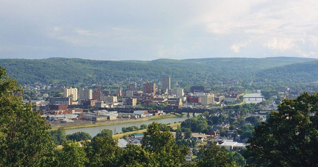 Binghamton, New York - safest cities in new york
