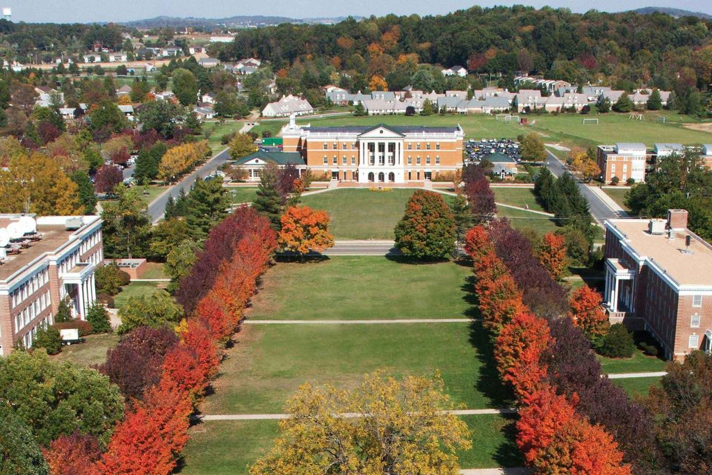 Bridgewater College – Bridgewater, Virginia - safest colleges in America