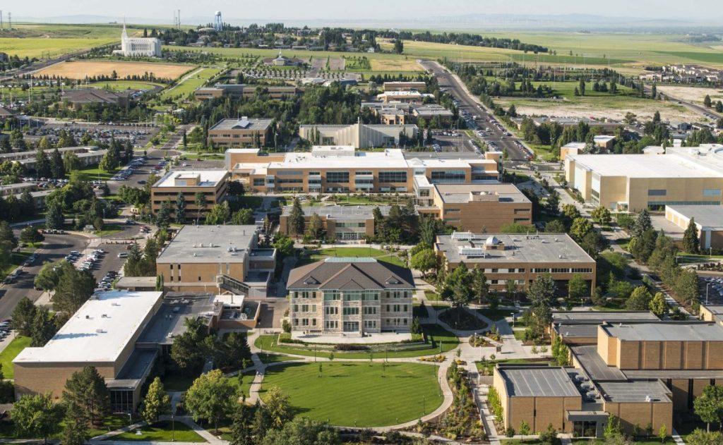 Brigham Young University – Rexburg, Idaho - safest colleges in America