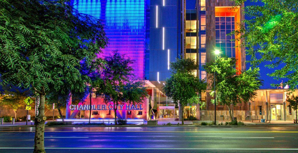 Chandler, Arizona - safest cities in arizona