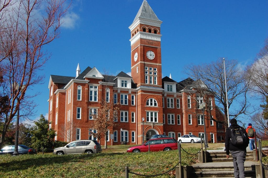 Clemson University – Clemson, South Carolina - safest colleges in America