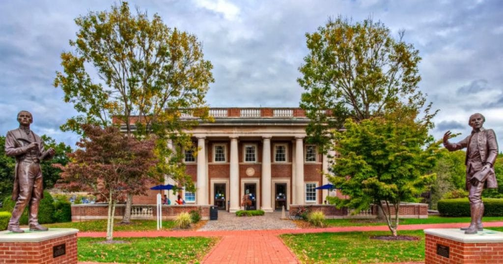 Emory & Henry College – Emory, Virginia - safest colleges in America