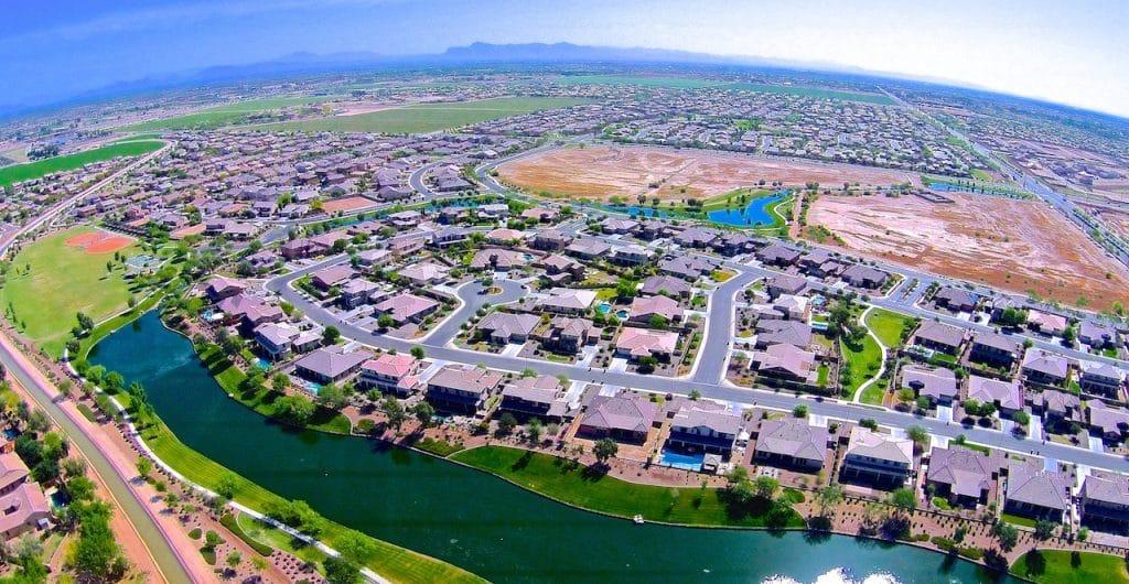 Gilbert, Arizona - safest cities in arizona
