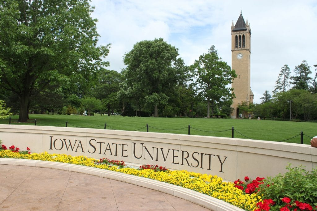 Iowa State University – Ames, Iowa - safest colleges in America