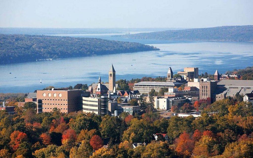 Ithaca, New York - safest cities in new york