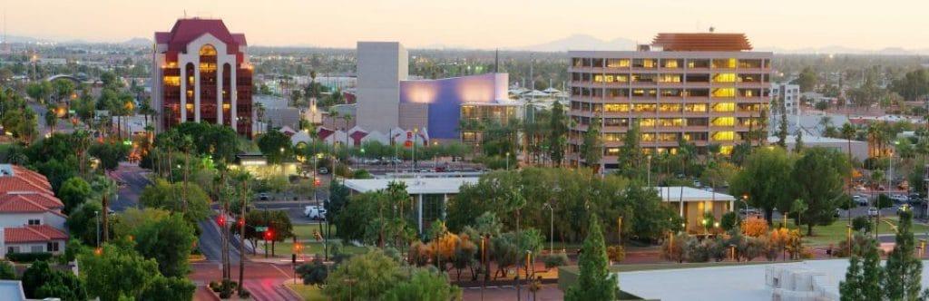Mesa, Arizona - safest cities in arizona
